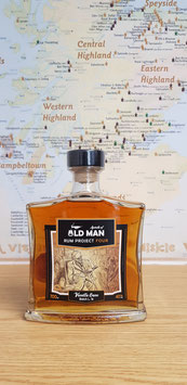 Old Man Rum - Project Four - Vanilla Cane, 40% vol.