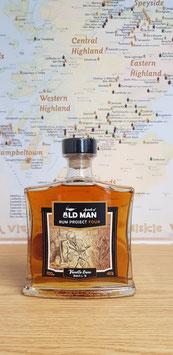Old Man Rum - Project Four - Vanilla Cane, 40% vol., 0,70l