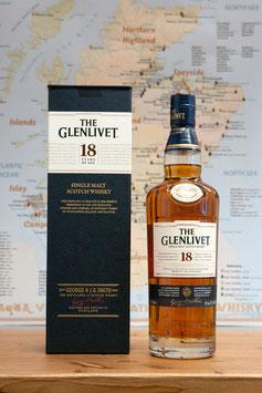 Glenlivet 18 Jahre, 43%