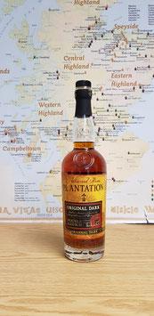 Plantation - Original Dark - Barbados & Jamaica Rum - 40% vol. 0,70l