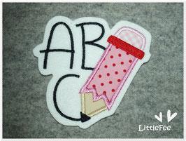 Applikation ABC Schulstift