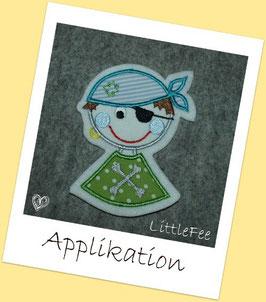 Applikation Pirat Jonny