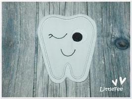 Applikation Zahn