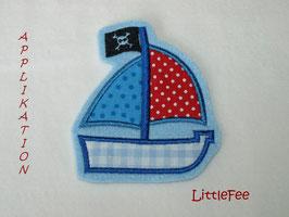 Applikation Piratenschiff