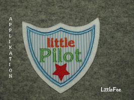 Applikation Little Pilot Patch