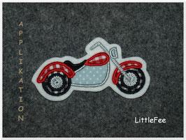 Applikation Motorrad