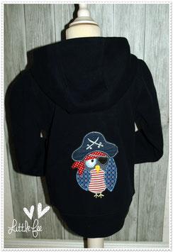 Sweatshirtjacke Pirat  -