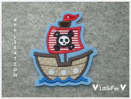 Applikation Piratenschiff 2