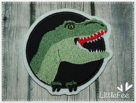 Applikation Dinosaurier T-Rex