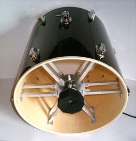 16″ Bassdrum-triggersystem für 6 Spannböckchen