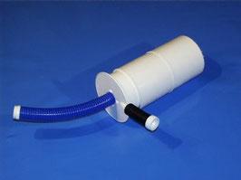 Skimmer completo per impianti a cartuccia o sabbia H 120 cm