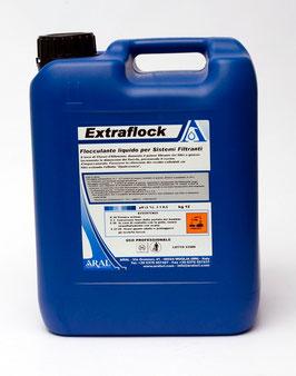 Extraflock liquido per piscine