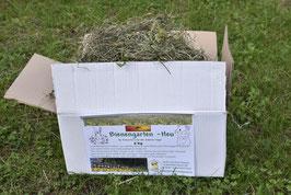 Heu für Kaninchen und andere Nagetiere /Bienengartenheu 5kg