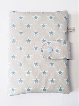 Windelbag Sterne h'blau
