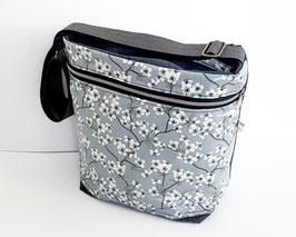 Tasche gross / Wickeltasche
