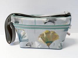 Tasche quer Kunstleder / Camarillo Chartreuse