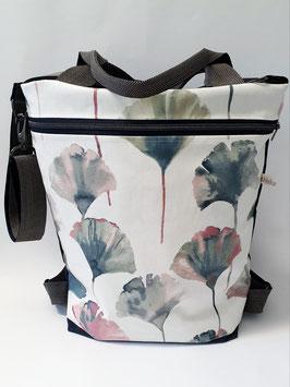 3in1 Bag Grösse L Oilskin/Wachstuch Camarillo Flamingo