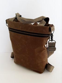 3in1 Bag Grösse M Oilskin antique
