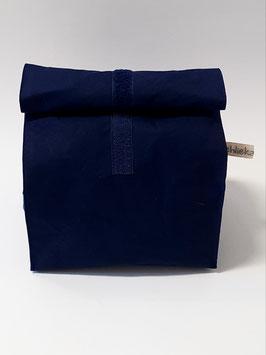 Lunchbag / Wetbag gross Dry Oilskin d'blau