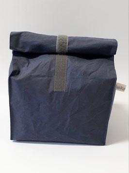 Lunchbag / Wetbag gross Dry Oilskin grau