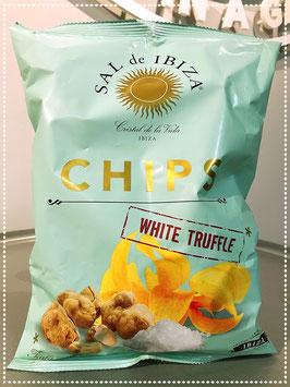 White Truffle Chips - Sal de Ibiza