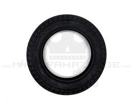 "E-Scooter Reifen 10"" Outer Tire -  Escooter Reifen 10 x 2 schwarz/rot Luftreifen"