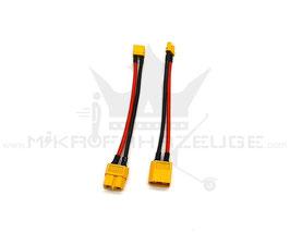 Steckverbindung XT30 / XT60 Adapter für E-Scooter