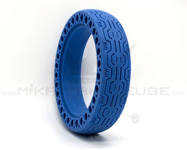 "Honeycomb Reifen flat tire  Gummi gefedert 8,5"""