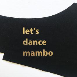 Maske mit HeiQ Viroblock® - let's dance mambo