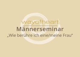 Männerseminar PRIVATCOACHING Online oder in Männedorf