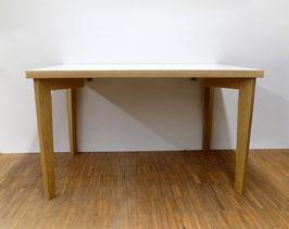 Esstisch, Schreibtisch aus Eiche