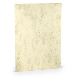 Rössler Paperado Briefpapier Chamois marmoriert
