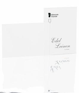 Rössler Leinen - Kartenpack A6