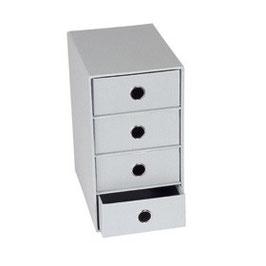 Rössler S.O.H.O. Stone - 4er Schubladenbox