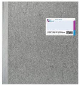 Spaltenbuch 20 Spalten mit Kopfleiste Schema über 2 Seiten 27,7x25,5cm Deckenband-Einband - K&E von Baier & Schneider