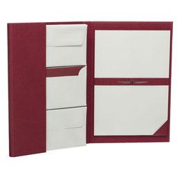 Rössler Paper Royal Grau - Briefpapiermappe A4