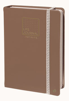Quo Vadis Life Journal Infinite - 15x21cm Maulwurf