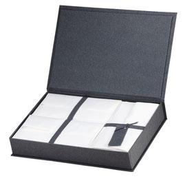 Rössler Bütten - Briefpapierkassette  50 Blatt