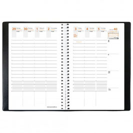 Quo Vadis Kalender 2020 Time & Life - 10x15cm