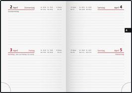 Rido Taschenkalender 2020 - Technik II