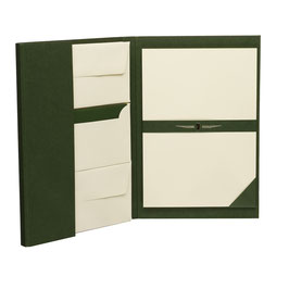 Rössler Paper Royal Chamois - Briefpapiermappe A4
