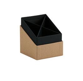 Rössler S.O.H.O. Recyclingpapier Kraft - Stifteköcher