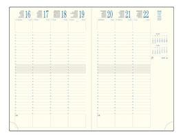 Quo Vadis Kalender 2022 Eurotime 29 - 21x29,7cm