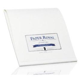 Rössler Paper Royal - Briefblock