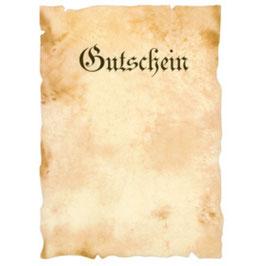 Rössler Designblätter - Gutschein (50 Blatt)