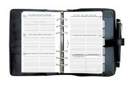 Quo Vadis Kalender 2022 Exatime 17 - 10,5x17,2cm