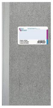 Geschäftsbuch liniert 2/3 A4 Deckenband-Einband - K&E von Baier & Schneider