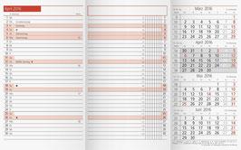 Rido Taschenkalender 2021 - TM 12