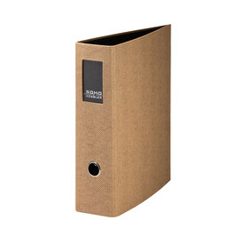 Rössler S.O.H.O. Hazelnut Special Edition - Ordner A4 mit Rückenschild