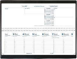 Quo Vadis Kalender 2022 Agendascop - 30x10cm